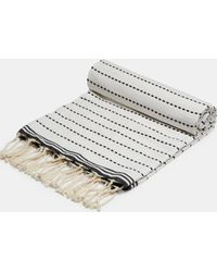 Vince - Scents And Feel / Fouta Stitch Towel - Lyst