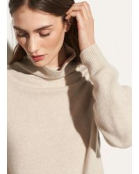 Vince - Bishop Sleeve Turtleneck - Lyst