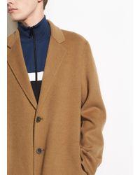 Vince - Wool Car Coat - Lyst