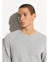 Vince - Double Knit Crew - Lyst