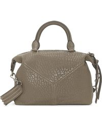 Vince Camuto - Holly – Bubble Lamb Satchel - Lyst