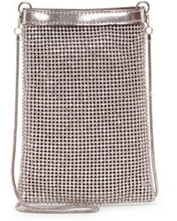 Vince Camuto - Lux – Jeweled Phone Case - Lyst