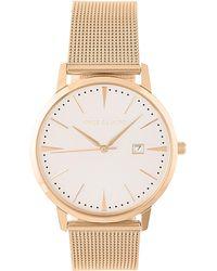 Vince Camuto - Rose Goldtone Mesh Bracelet Classic Watch - Lyst