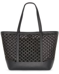 Vince Camuto - Lova – Netted Tote - Lyst