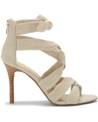 Vince Camuto - Chania – Twisted-straps Tie Sandal - Lyst