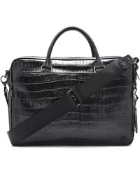 Vince Camuto - Turin – Leather Briefcase - Lyst