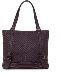 Vince Camuto - Tave Quilted Leather Tote - - Lyst