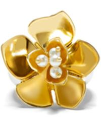 Vince Camuto - Flower Ring - Lyst