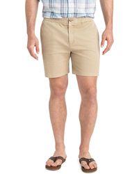 Vineyard Vines - 7 Inch Cotton Jetty Shorts - Lyst