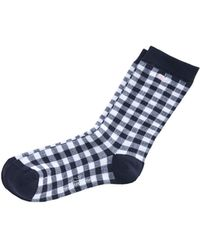Vineyard Vines - Mae Gingham Socks - Lyst