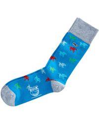 Vineyard Vines - Kentucky Derby Horse & Jockey Socks - Lyst