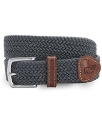Vineyard Vines - Solid Bungee Belt - Lyst