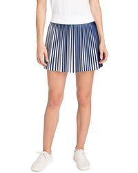 Vineyard Vines - 15 Inch Printed Accordian Pleat Skirt - Lyst
