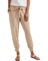 Vineyard Vines - Dockside Woven Knit Pants - Lyst
