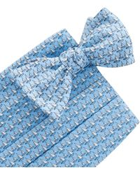 Vineyard Vines - Sailboat Cummerbund Set - Lyst