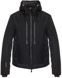 3 MONCLER GRENOBLE Quilted Down Jacket - Black