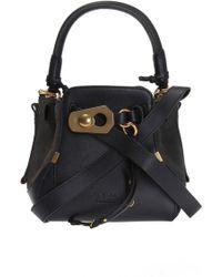 Chloé | 'owen' Shoulder Bag | Lyst