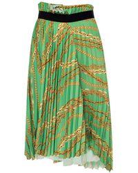 7694b85930 Women's Balenciaga Skirts Online Sale - Lyst