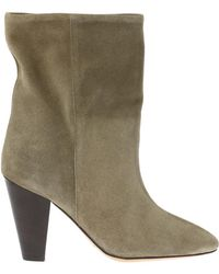 Étoile Isabel Marant - 'darilay' Heeled Ankle Boots - Lyst