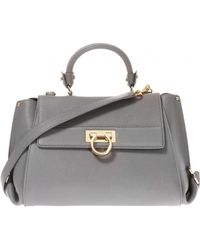 Ferragamo - 'sofia' Shoulder Bag - Lyst