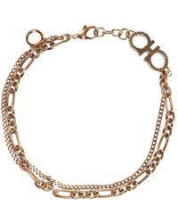 Ferragamo 'gancini' Necklace