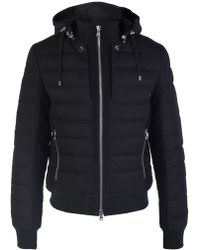 Balmain - Quilted Jacket - Lyst