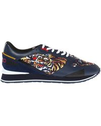 KENZO - 'flying Tiger' Sneakers - Lyst