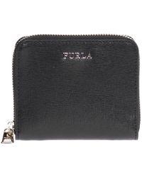 Furla - Wallet With Logo - Lyst