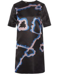 Marni - Patterned Dress - Lyst