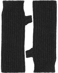 Marni - Long Wool Gloves - Lyst