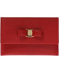 Ferragamo - Card Case - Lyst