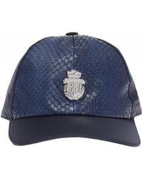 Billionaire | Metal Logo Baseball Cap | Lyst