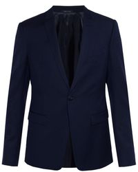 Emporio Armani - Patterned Suit - Lyst