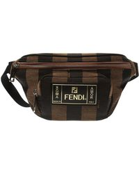 Fendi Appliqued Belt Bag