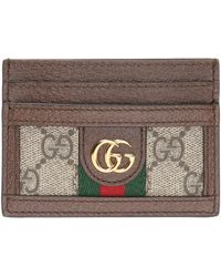 Gucci - Card Case - Lyst
