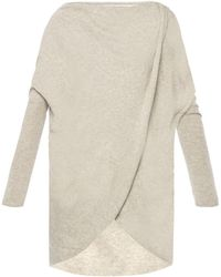 AllSaints - 'itat' Cut-out Sweater - Lyst