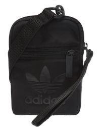 ad36b5c91 adidas Originals - Logo-printed Shoulder Bag - Lyst