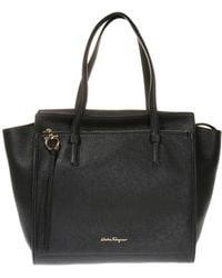 Ferragamo - 'amy' Shoulder Bag - Lyst