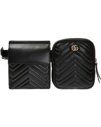 ba62cef68c5a Gucci -dapper Dan Belt Bag in Brown for Men - Lyst