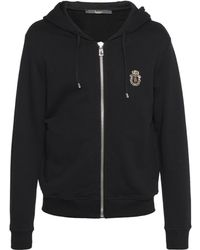 Billionaire - Hooded Sweatshirt - Lyst
