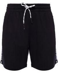 McQ - Branded Sweat Shorts - Lyst