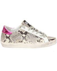 Golden Goose Deluxe Brand - 'superstar' Sneakers - Lyst