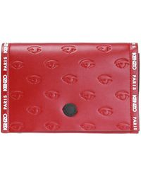 KENZO Belt Bag With Logo - Red