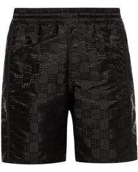 Givenchy - Branded Shorts - Lyst