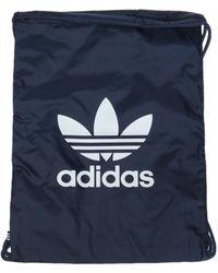 Adidas | Logo Backpack | Lyst
