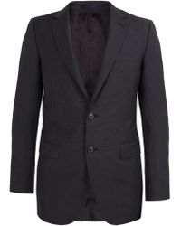 Lanvin - Two-piece Checked Suit - Lyst