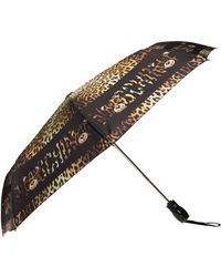 Moschino - Leopard Printed Umbrella - Lyst