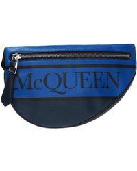 Alexander McQueen Printed Belt Bag