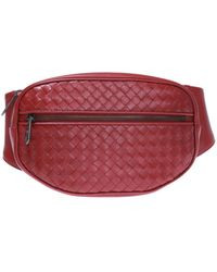 Bottega Veneta - Intrecciato Belt Bag - Lyst