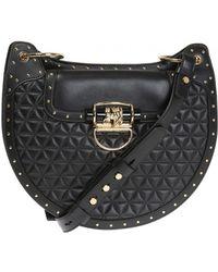 Balmain - Quilted Shoulder Bag - Lyst